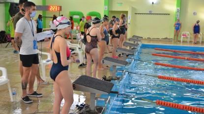 natación, TORNEO PROVINCIAL, villa congreso