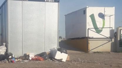 deposito de residuos urbanos voluminosos