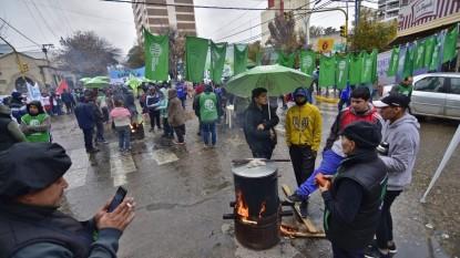 ATE, manifestacion