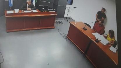 juicio, Carlos Robledo