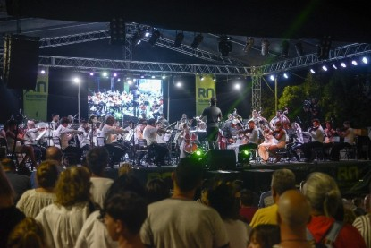 orquesta filarmonica, nueva gira, viedma