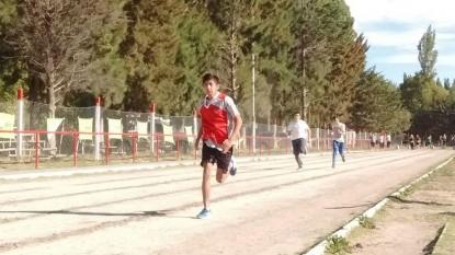 atleta, atletismo juvenil