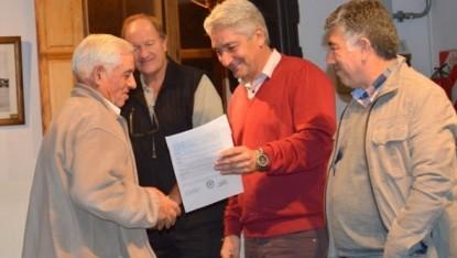 JOSE LUIS ZARA, DANIEL PAREDES, RICARDO TELLERIA