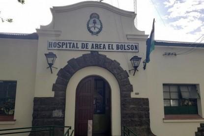 hospital de area el bolson