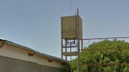 barrio ceferino, tanque de agua