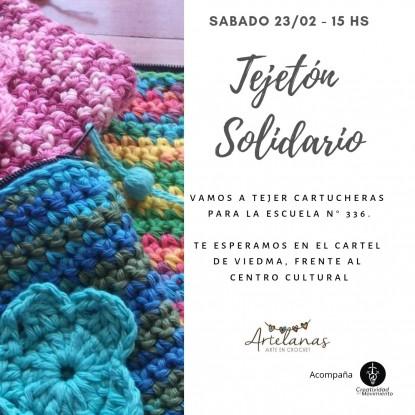 tejeton solidario