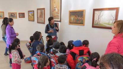 niños centro cultural