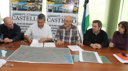 carlos valeri, firma, plan castello, Chimen Aiké SA