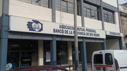 asociacion mutual personal banco de la provincia de rio negro