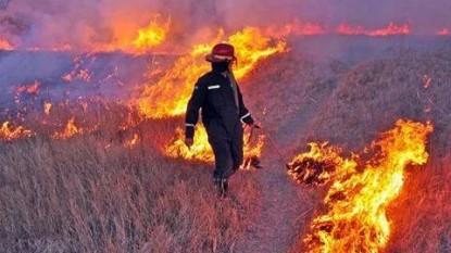incendio, bombero