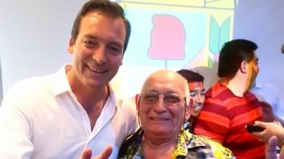 Martin Soria, Ricardo Abel Palacios