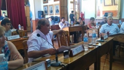 Concejo Deliberante, PATAGONES, sesion