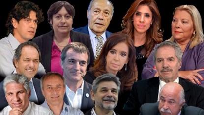 candidatos, ELECCIONES 2017