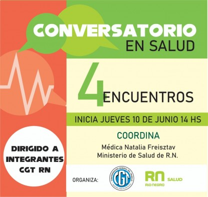 conversatorio salud