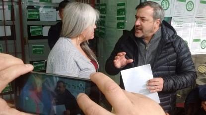 rodolfo aguiar, Valeria Maidana