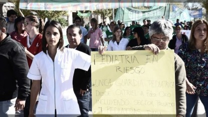 PROTESTA, hospitales