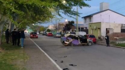 accidente fatal, boulevard ituzaingo