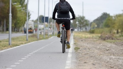 bicisenda, bicicleta