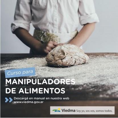 CURSO, manipuladores de alimentos