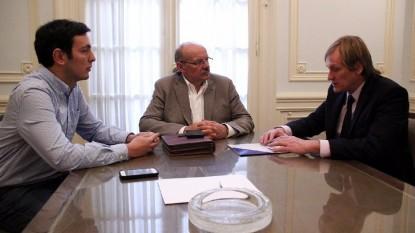 Luis di giácomo, Alejandro Toffolo