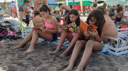 verano cultural, playa, libros