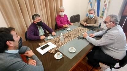 pedro pesatti, JOSE LUIS ZARA, DANIEL PAREDES, Marcos Castro