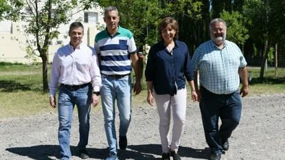 arabela carreras, Carlos Banacloy, Facundo Fernández, Carlos Daniel Miras