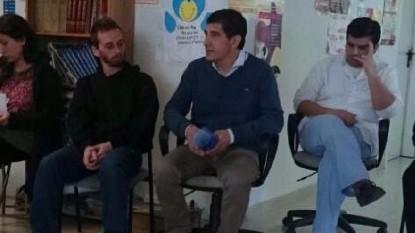Gustavo García, ñorquinco, hospital