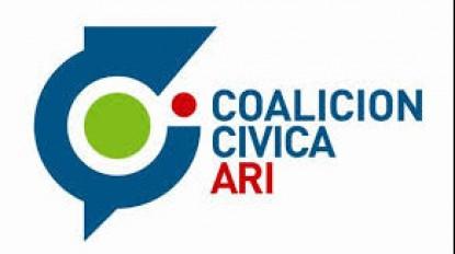 ari, coalicion civica, logo
