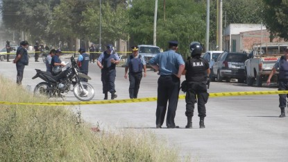 policias, homicidio, barrio lavalle, BRAIAN REYES