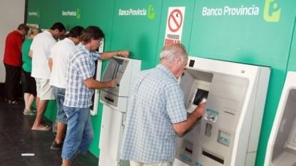 cajero automatico, banco provincia