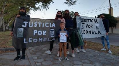 LEONELA ESCOBEDO, marcha, manifestacion, PATAGONES