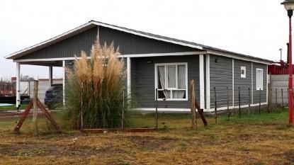 viviendas, casas de madera