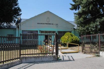 bariloche, escuela 267