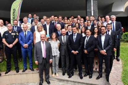 perez estevan, Consejo de Seguridad del Interior, Seguridad y Justicia