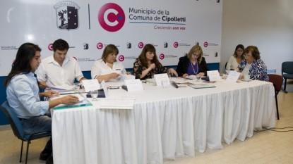 cipolletti, Concejo Deliberante