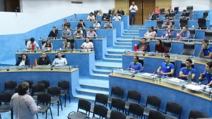 congreso juventud legislativa