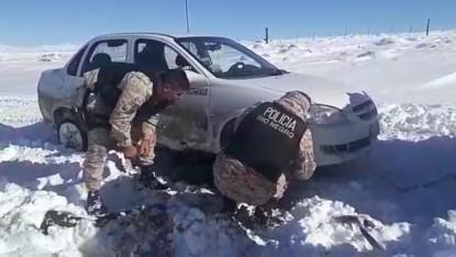 policia, rescate, nevada, brigada rural