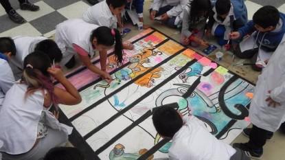 ESTUDIANTES, educacion artistica