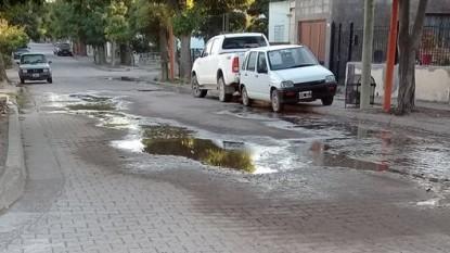 la patagones-viedma, agua, CAÑO