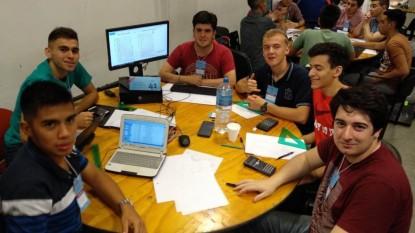alumnos, ESTUDIANTES, olimpiadas tecnicas