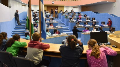 legislatura, crecer en democracia