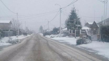 bariloche, nevada, octubre