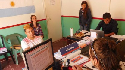 ingeniero jacobacci, jovenes ministerio de trabajo de la nación, empleo