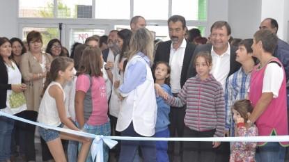 weretilneck inauguración