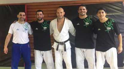 equipo judo rio negro