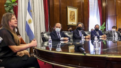 Ornella Infante, la bancaria, SANTIAGO CAFIERO