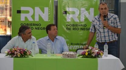 Weretilneck, carlos valeri, mainque, Miguel Petricio
