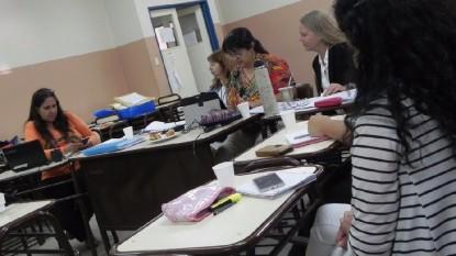 reunión, maestros
