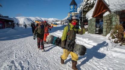 bariloche, turismo, Snowboard